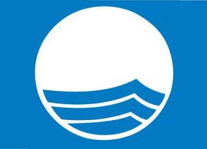 Clean sea at Silvi Marina, Blue and Green Flag 2020